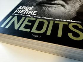 Abbé Pierre, inédits